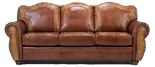 Country Western Couches, Sofas