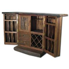 RUSTIC COUNTRY WESTERN STYLE BAR BARS  / GAME ROOM FURNITURE